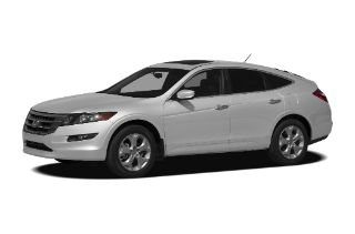 Honda Accord Crosstour EXL 2010