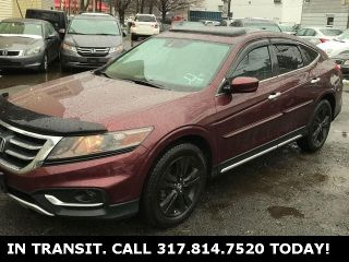 Honda Accord Crosstour EXL 2013