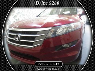 2011 Honda Accord Crosstour EXL