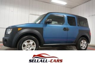 Used 2007 Honda Element LX in Plymouth Meeting, Pennsylvania