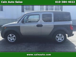 Used 2003 Honda Element EX in Coatesville, Pennsylvania