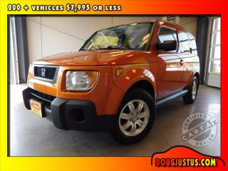 Honda Element EX-P 2006
