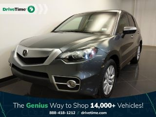 Used 2011 Acura RDX in Knoxville, Tennessee