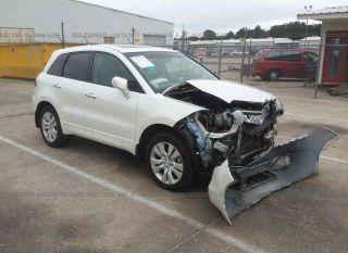 Acura RDX Technology 2011