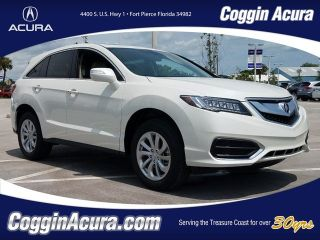 Used 2018 Acura RDX in Fort Pierce, Florida