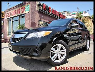 Used 2014 Acura RDX in San Diego, California