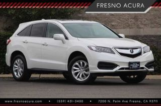 Used 2018 Acura RDX in Fresno, California