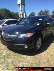 Used 2015 Acura RDX Technology in Sanford, Florida