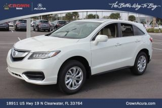 Used 2018 Acura RDX Technology in Clearwater, Florida