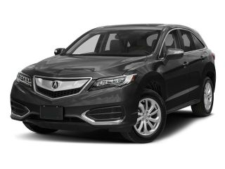 Used 2018 Acura RDX Technology in Charlotte, North Carolina