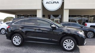 Used 2018 Acura RDX Technology in Lakeland, Florida
