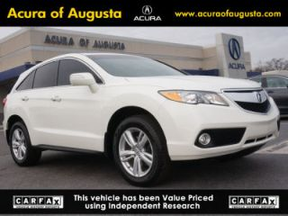 used 2013 acura rdx technology in augusta georgia