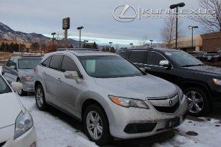 Used 2013 Acura RDX in Orem, Utah