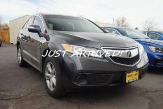 Used 2015 Acura RDX in Littleton, Colorado