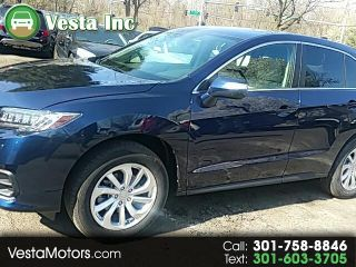 Used 2018 Acura RDX Technology in Capitol Heights, Maryland