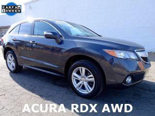 Acura RDX Technology 2013