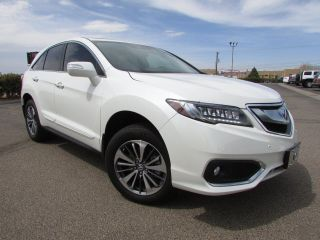 Used 2017 Acura RDX Advance in Albuquerque, New Mexico