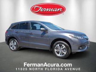 Used 2018 Acura RDX Advance in Tampa, Florida