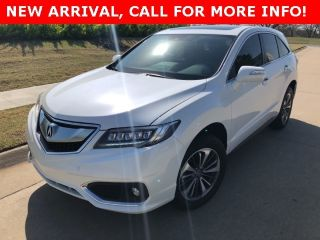 Used 2017 Acura RDX Advance in Broken Arrow, Oklahoma