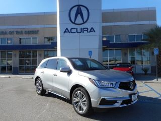 Used 2017 Acura MDX Technology in Cathedral City, California
