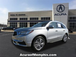 Used 2017 Acura MDX Technology in Memphis, Tennessee