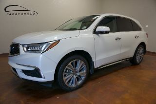 Used 2017 Acura MDX Technology in Baton Rouge, Louisiana