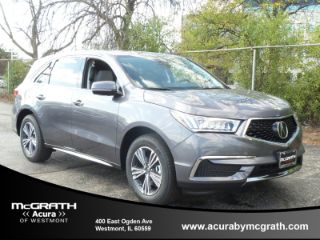 Used 2017 Acura MDX in Westmont, Illinois