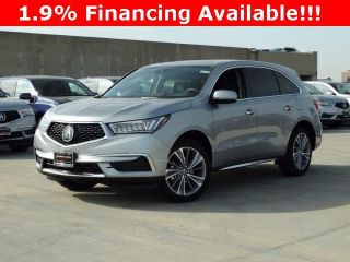 Used 2017 Acura MDX Technology in Chicago, Illinois