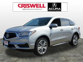 Used 2018 Acura MDX Technology in Annapolis, Maryland