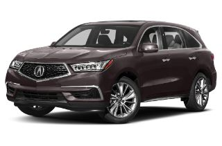Acura MDX Technology 2018