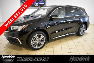 Used 2017 Acura MDX Technology in Overland Park, Kansas