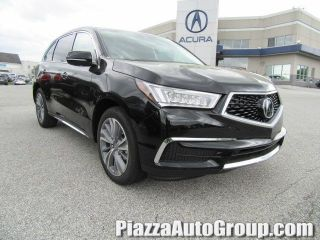 Used 2018 Acura MDX Technology in West Chester, Pennsylvania