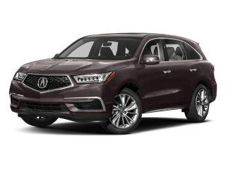 Acura MDX Technology 2018