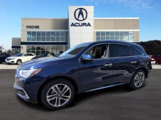 Acura MDX Advance 2018