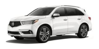 2018 Acura MDX Technology