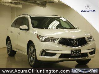 Used 2018 Acura MDX Advance in Huntington, New York