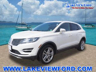 Used 2017 Lincoln MKC Reserve in Conneaut Lake, Pennsylvania