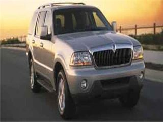 2003 Lincoln Aviator Premium