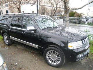 Lincoln Navigator L Luxury 2007