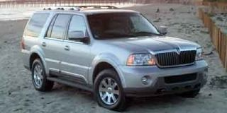 Lincoln Navigator Luxury 2004