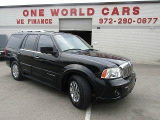 2004 Lincoln Navigator Ultimate