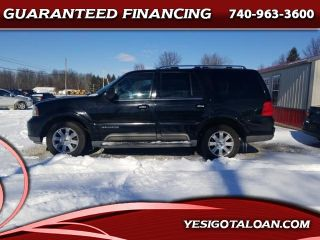 Lincoln Navigator Ultimate 2004
