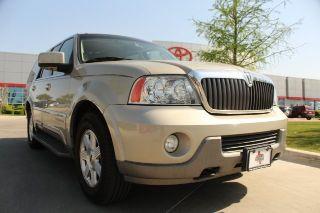 Lincoln Navigator Luxury 2004