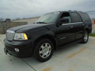 Lincoln Navigator Luxury 2006