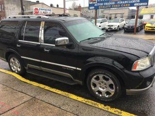 Lincoln Navigator Luxury 2003