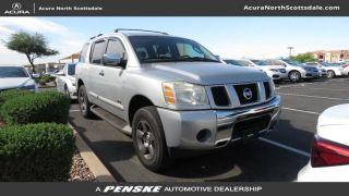 Nissan Armada LE 2007