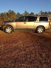 Nissan Armada LE 2006