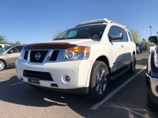 Used 2011 Nissan Armada Platinum Edition in Peoria, Arizona