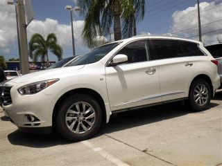 Used 2015 Infiniti QX60 in Sarasota, Florida