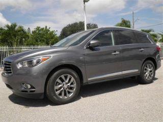 Used 2015 Infiniti QX60 in Sarasota, Florida
